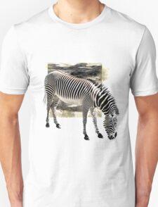Zebra Extended T-Shirt