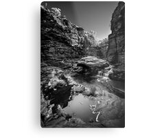 The Ancient Amphitheatre Metal Print