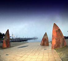 Misty Morn by bekyimage