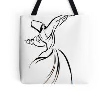 Sufi Meditation Tote Bag