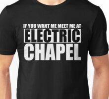 Electric Chapel Unisex T-Shirt