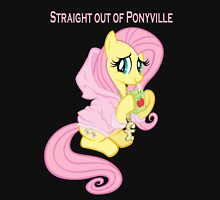 Straight out of Ponyville Unisex T-Shirt