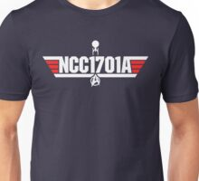 Top NCC1701A (WR) Unisex T-Shirt
