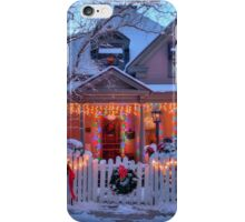 The Night Before Christmas iPhone Case/Skin