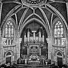 Holy of Holies B/W by anorth7