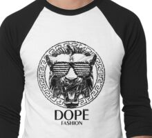 DOPE FASHION!!! VERSACE INSPIRED!!! :D Men's Baseball ¾ T-Shirt