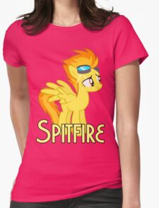 Spitfire T-shirt Womens Fitted T-Shirt