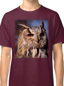 Night Watch - Owl Tee Classic T-Shirt