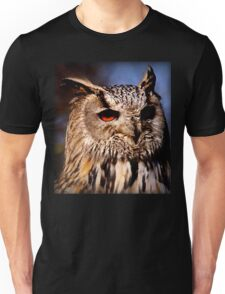 Night Watch - Owl Tee Unisex T-Shirt