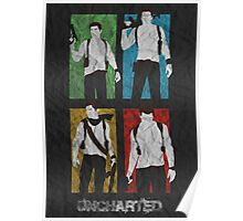 Uncharted Evolution Poster