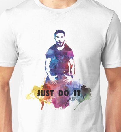 Just Do It Shia Labeouf Colourful Unisex T-Shirt