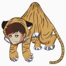 Tiger Yunho by FanDomination