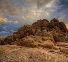 Sky Climb by Bob Larson