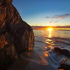 Swansea sunrise - Swansea, Tasmania, Australia by PC1134