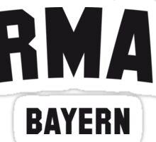 GERMANY BAYERN Sticker