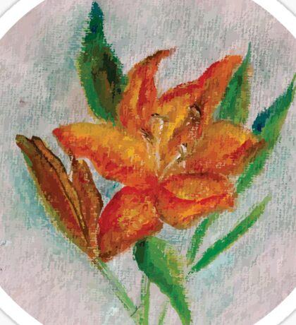 Flower III Sticker
