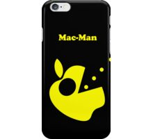 Mac-Man. iPhone Case/Skin