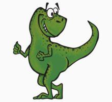 T-Rex by Sanne Thijs