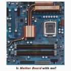 Mother Board for Computer by Geoffrey Higges