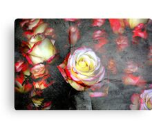 Out of the Darkness into the Light Metal Print