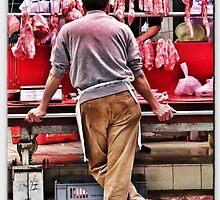 Butcher by Michelle Clarke