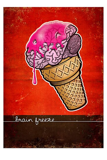 Brain Freeze! by rubyred