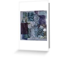 Shadow Cast Greeting Card