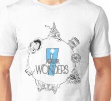 The 7 Wonders of Avatar Unisex T-Shirt