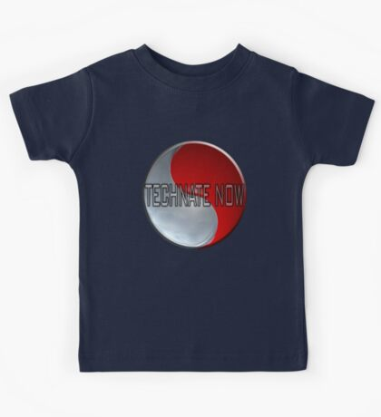 Technate Now Kids Tee