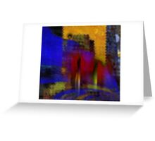 Seclusion  Greeting Card