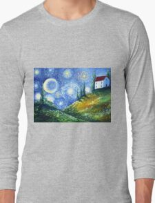 Look to the Stars Long Sleeve T-Shirt