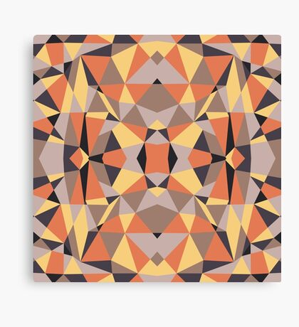Abstract pattern 10 Canvas Print