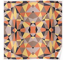 Abstract pattern 10 Poster