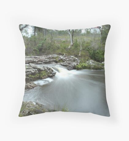 Human Interference  Throw Pillow