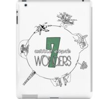 The 7 Wonders of Middle Earth iPad Case/Skin
