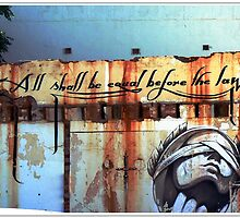All Shall be Equal by Michelle Clarke