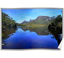 Lake Lilla Reflections Poster