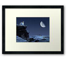 Fey of the Ocean Framed Print