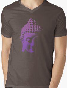Buddha  Mens V-Neck T-Shirt