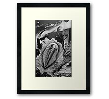 Fossillized Dream Image Framed Print