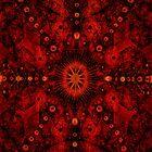 Firewheel by SusanAdey