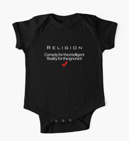 RELIGION One Piece - Short Sleeve