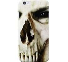 The Skull iPhone Case/Skin