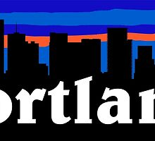 Portland - Oregon by mustbtheweather