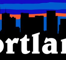 Portland - Oregon Sticker