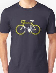 Lightweight White Yellow Velo T-Shirt