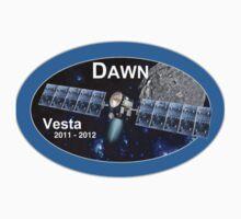 Dawn Vesta Segment Logo Baby Tee