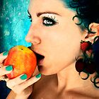 Apple by Maria Paola R