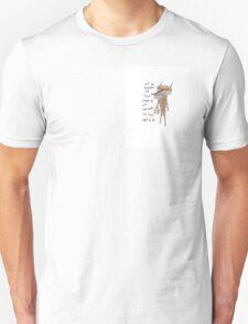 Lurking Wolves: Urchins Unisex T-Shirt