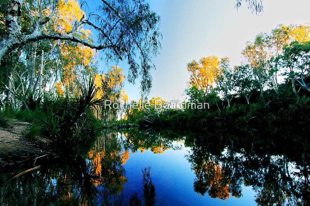 Barnett River Gorge by Rochelle Boardman
